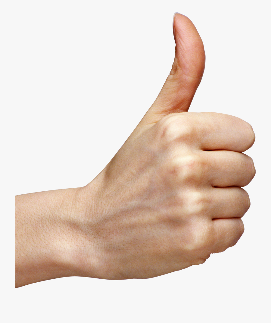 Thumbs Up Png - Thumbs Up Hand Transparent, Transparent Clipart