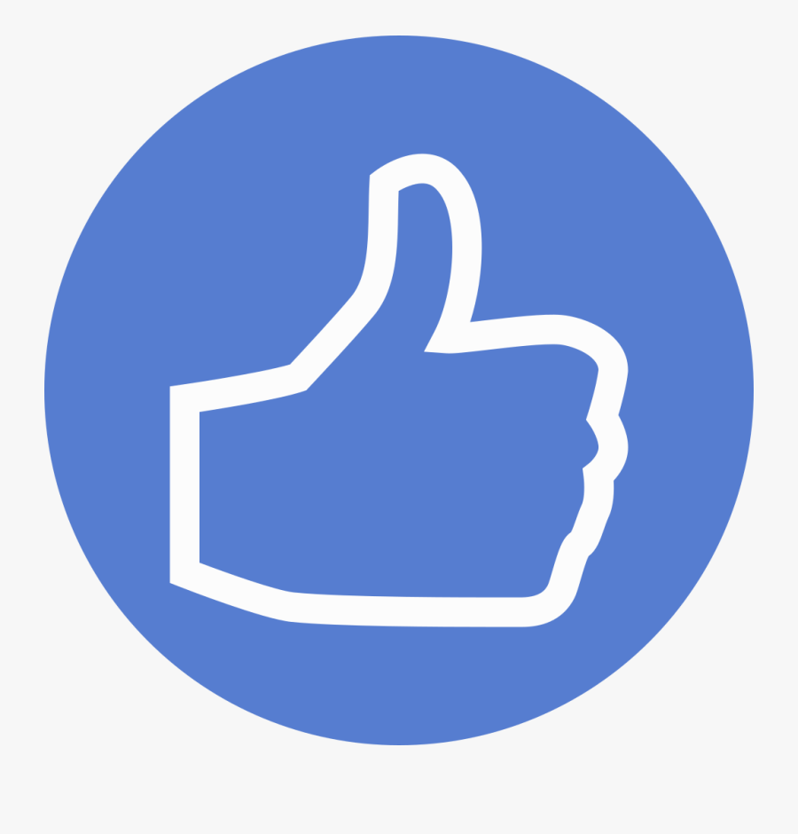 Election Thumbs Up Outline Icon - Thumbs Up Finger Symbol Png, Transparent Clipart