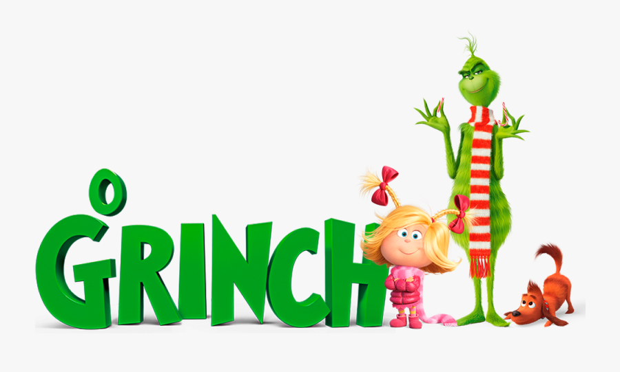 Dr Seuss The Grinch 2018 Logo Free Transparent Clipart Clipartkey