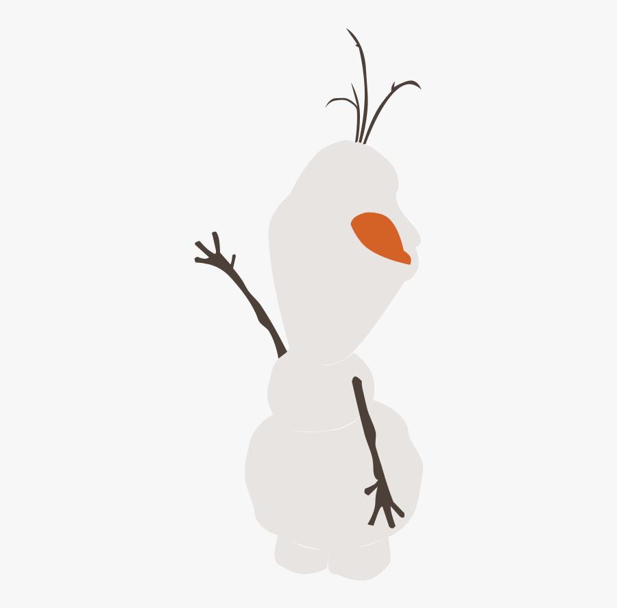 Frozen Olaf Pdf, Transparent Clipart