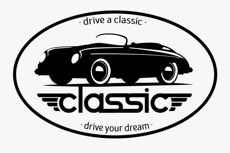 Transparent Classic Cars Png - Classic Car Logo Png, Transparent Clipart