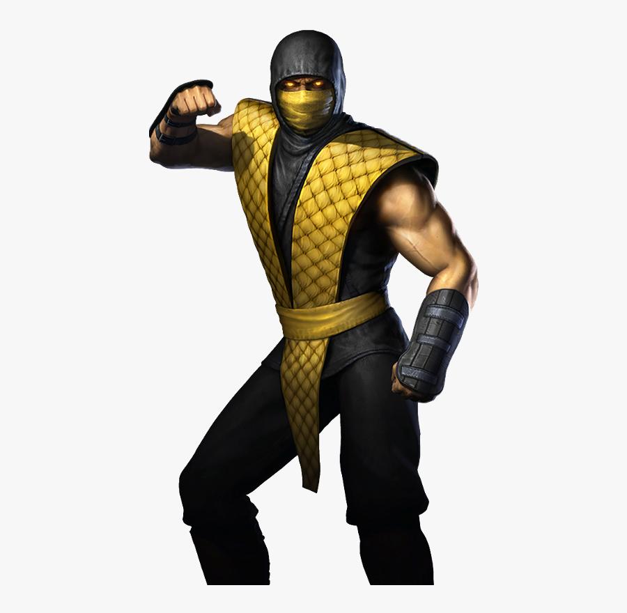 Scorpion Mortalkombat Injustice Freetoedit Injustice Mobile