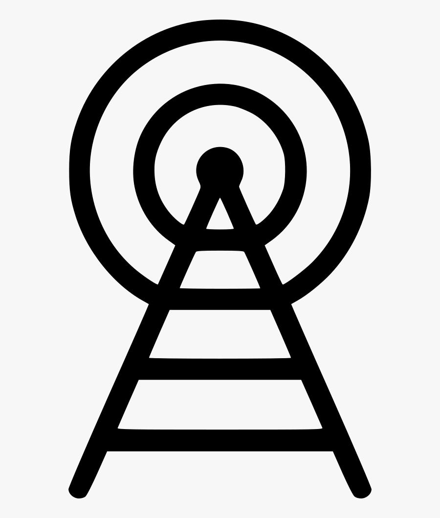 Internet Clipart Radio Signal, Transparent Clipart