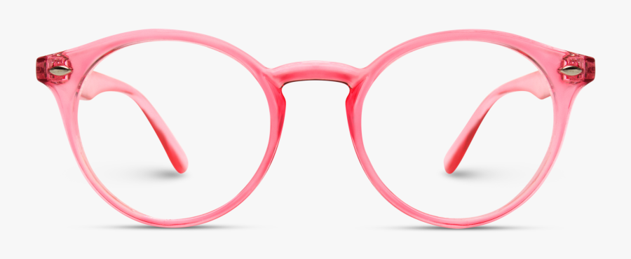 Transparent Round Glasses Clipart - Round Glasses With Clear Background, Transparent Clipart