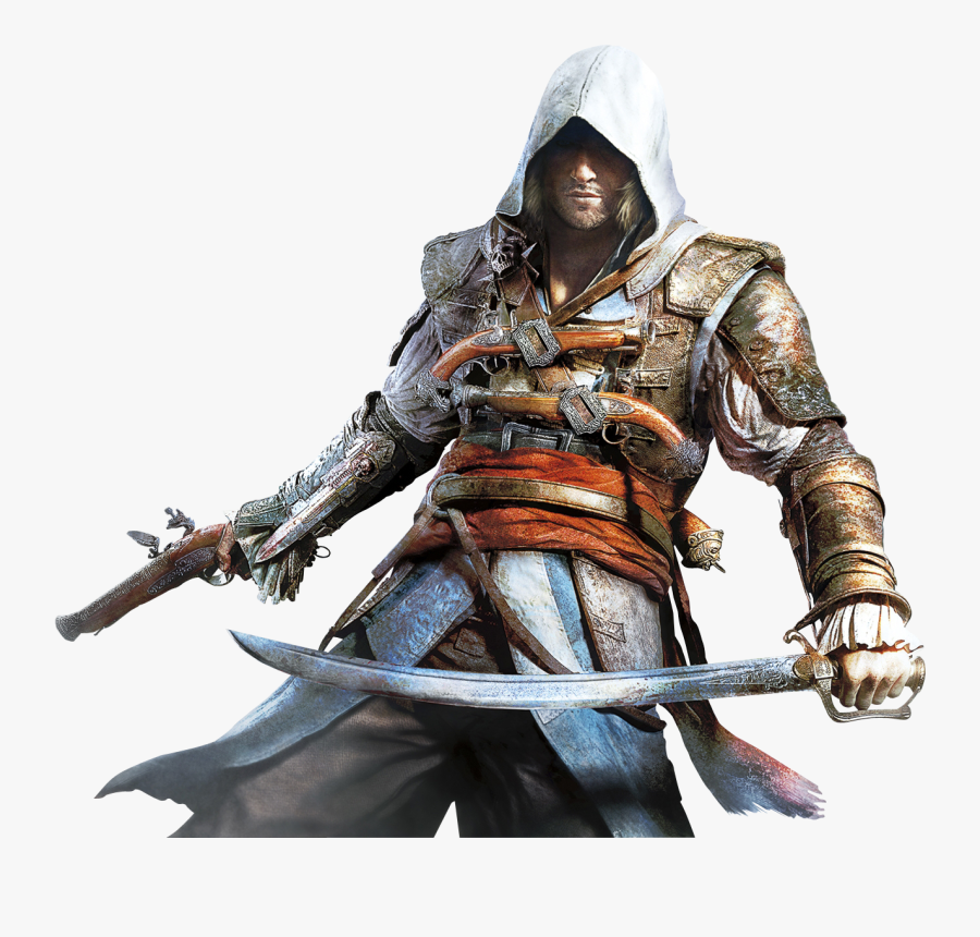 Assassin S Creed Black Flag Hd Free Transparent Clipart Clipartkey