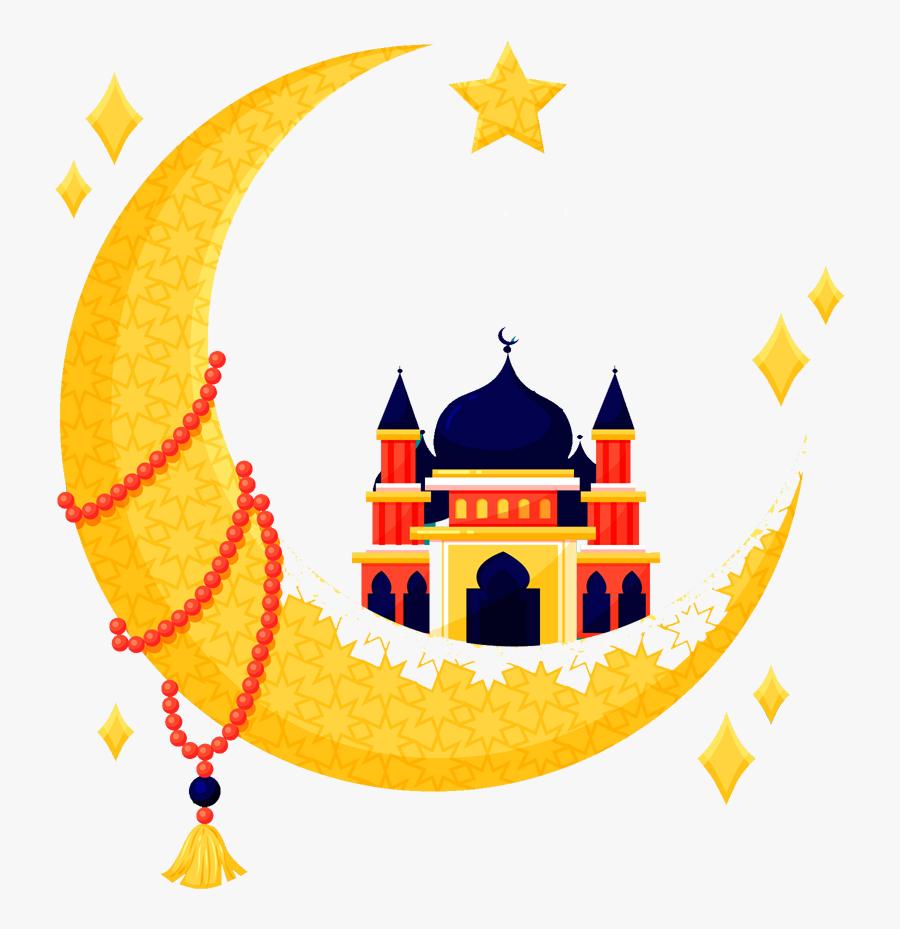 Eid Al Adha Png Vector - Eid Ul Adha Mubarak Wishes Quotes, Transparent Clipart