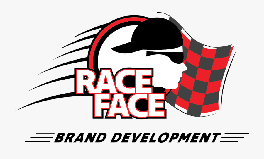 Transparent Thank You For Your Support Png - Race Face Brand Development Logo, Transparent Clipart