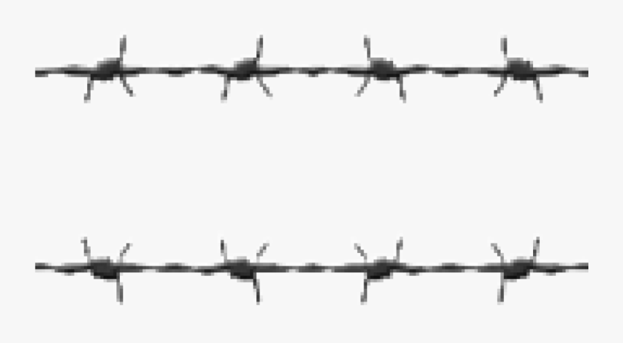 Transparent Barb Wire Png - Transparent Barbed Wire Png, Transparent Clipart