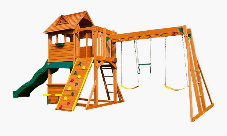 Climber Clipart Climbing Frame - Climbing Frame In Playground Png, Transparent Clipart