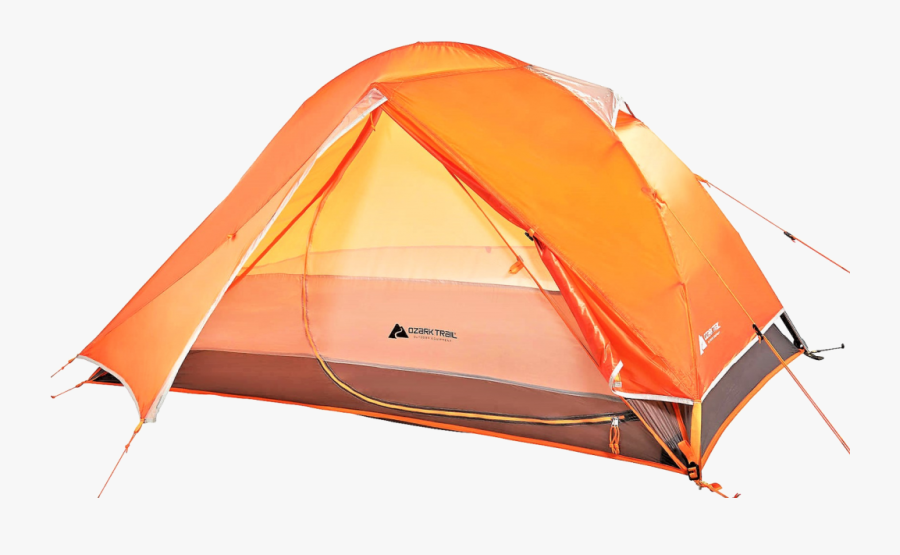 The Ozark Trail Ultralight Backpacking Tent - Tent, Transparent Clipart