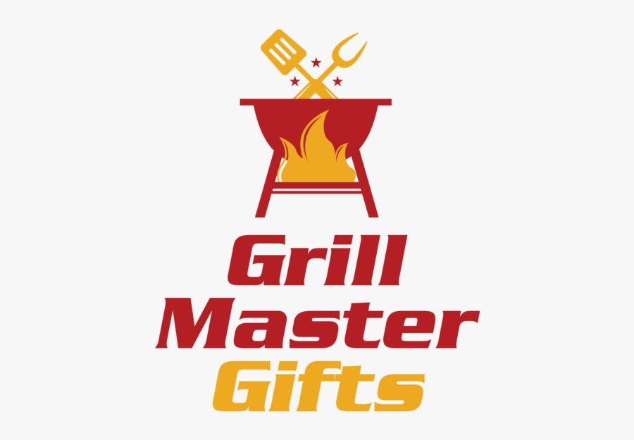 Grill Master Gifts - Emblem, Transparent Clipart
