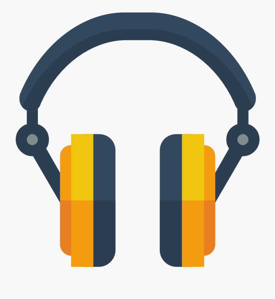 Headphone Icon Png, Transparent Clipart