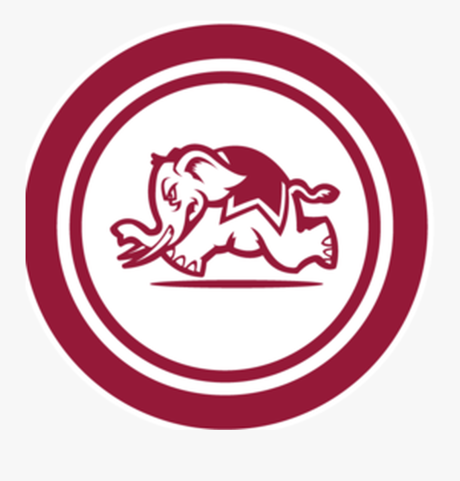 Alabama Crimson Tide Football Lsu Tigers Football The - Alabama Football Logo 70s, Transparent Clipart