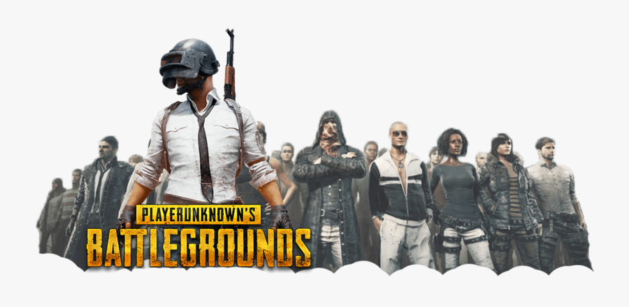 Image Contains Pubg Game Character - Game Pubg Mobile Png, Transparent Clipart