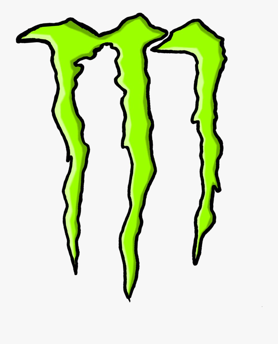 Energy Drink Cliparts Monster Energy Logo Png Free Transparent Clipart Clipartkey