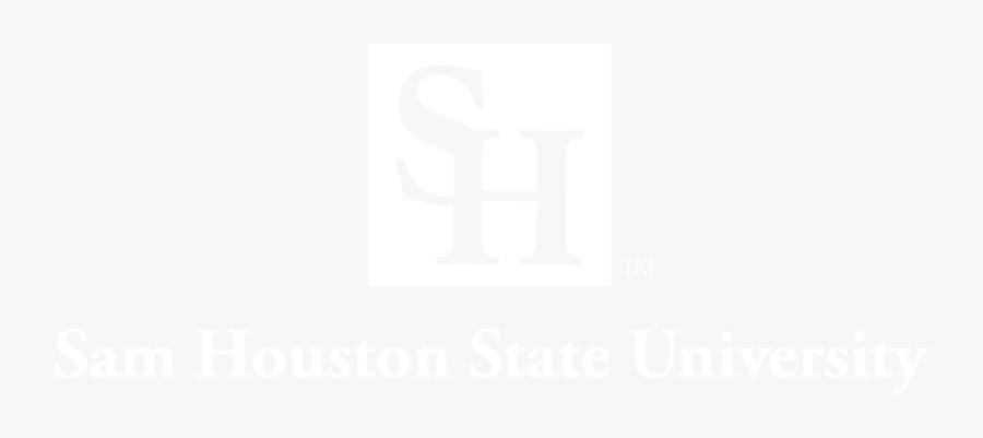 Sam Houston State Logo White, Transparent Clipart