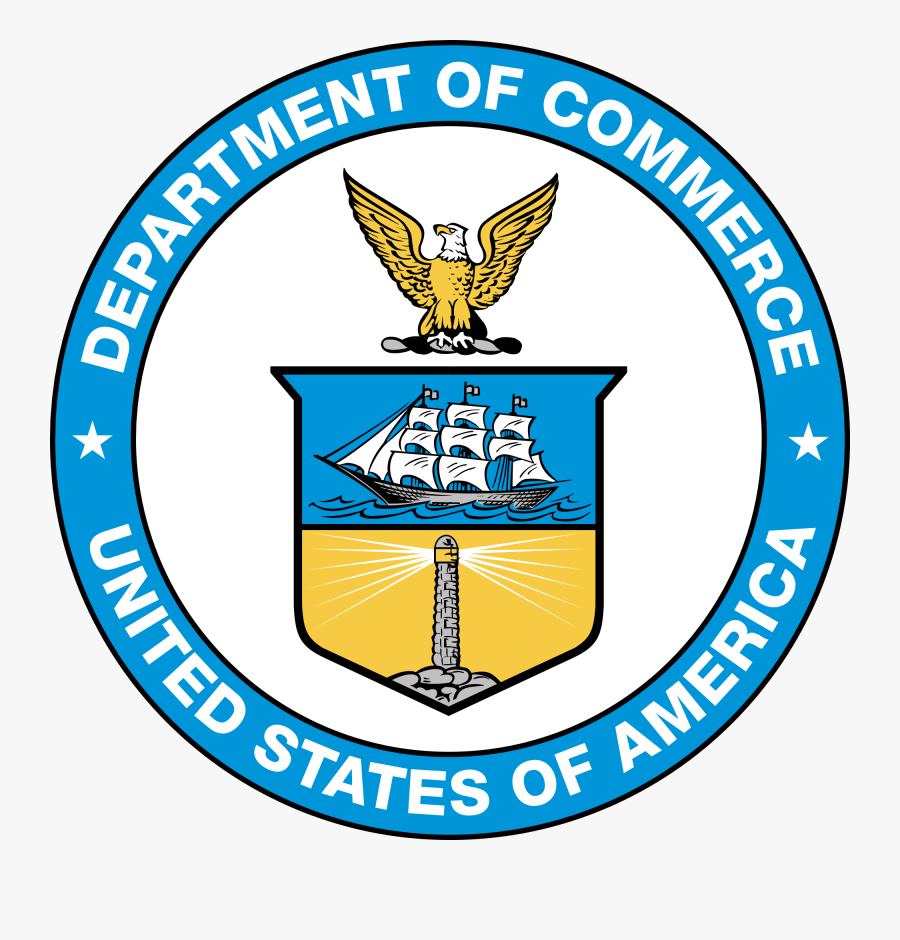 United States Department Of Commerce, Transparent Clipart