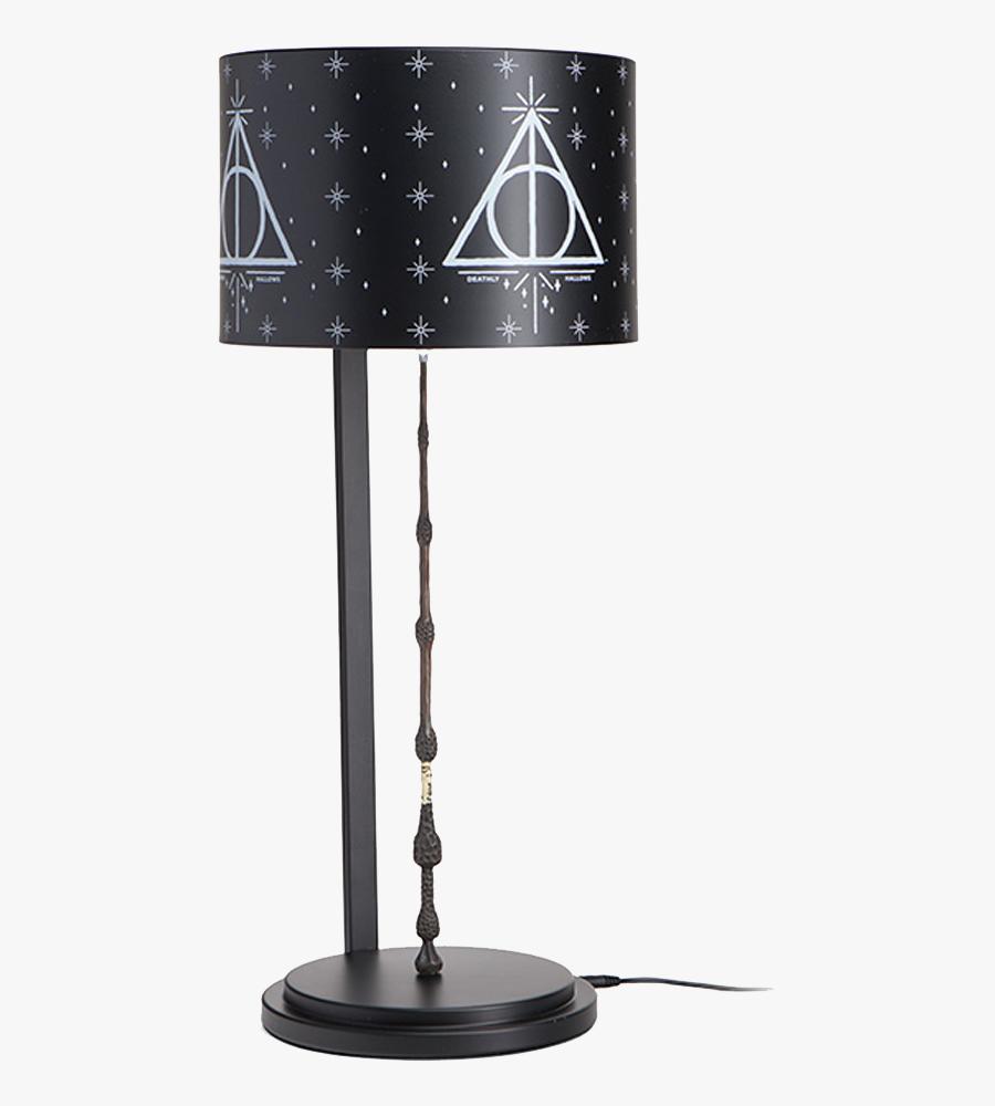 Harry Potter Elder Wand Desk Lamp , Png Download - Harry Potter, Transparent Clipart