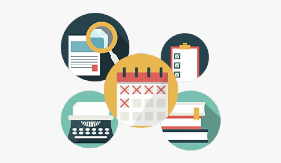 Mathematics Clipart Math Homework - Business Icon Set, Transparent Clipart