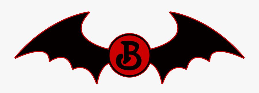 Simple Halloween Bat Drawing, Transparent Clipart