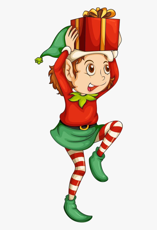 Christmas Elf Png Transparent Image Elves Christmas Free Transparent Clipart Clipartkey