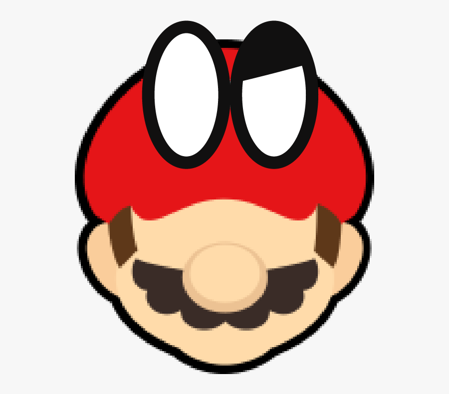 """Signifies A Character""""s Stock Icon Yet To Be Found/made - Super Smash Bros Ultimate Mario Stock Icon, Transparent Clipart"""