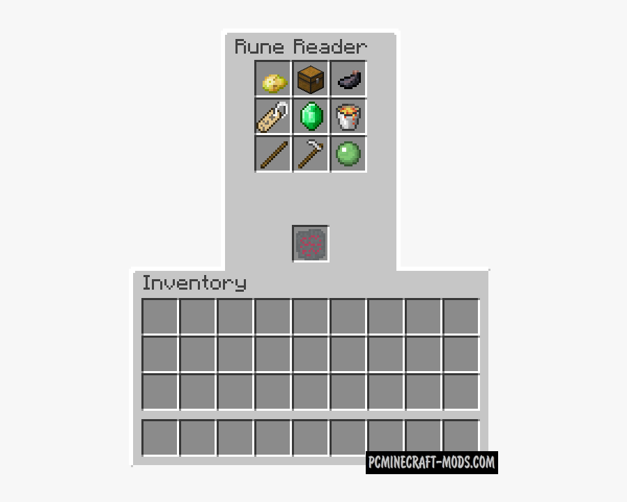 Forgotten Items Mod For Minecraft - Minecraft, Transparent Clipart