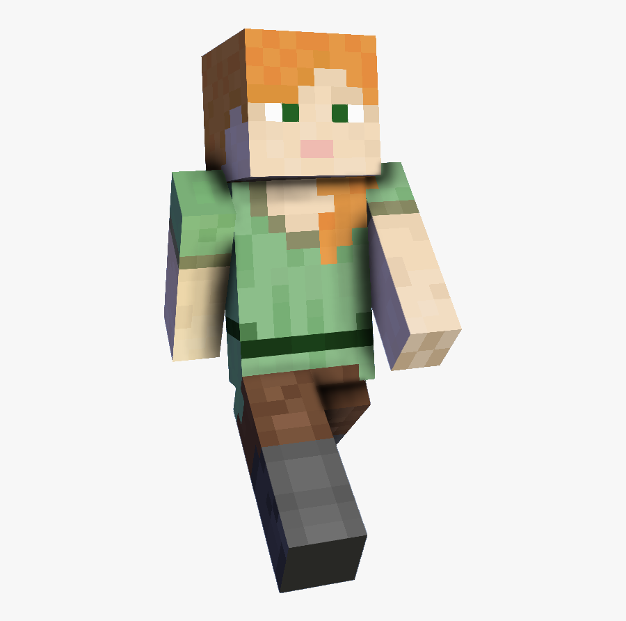 Alex Minecraft Png Minecraft Alex Png Free Transparent Clipart