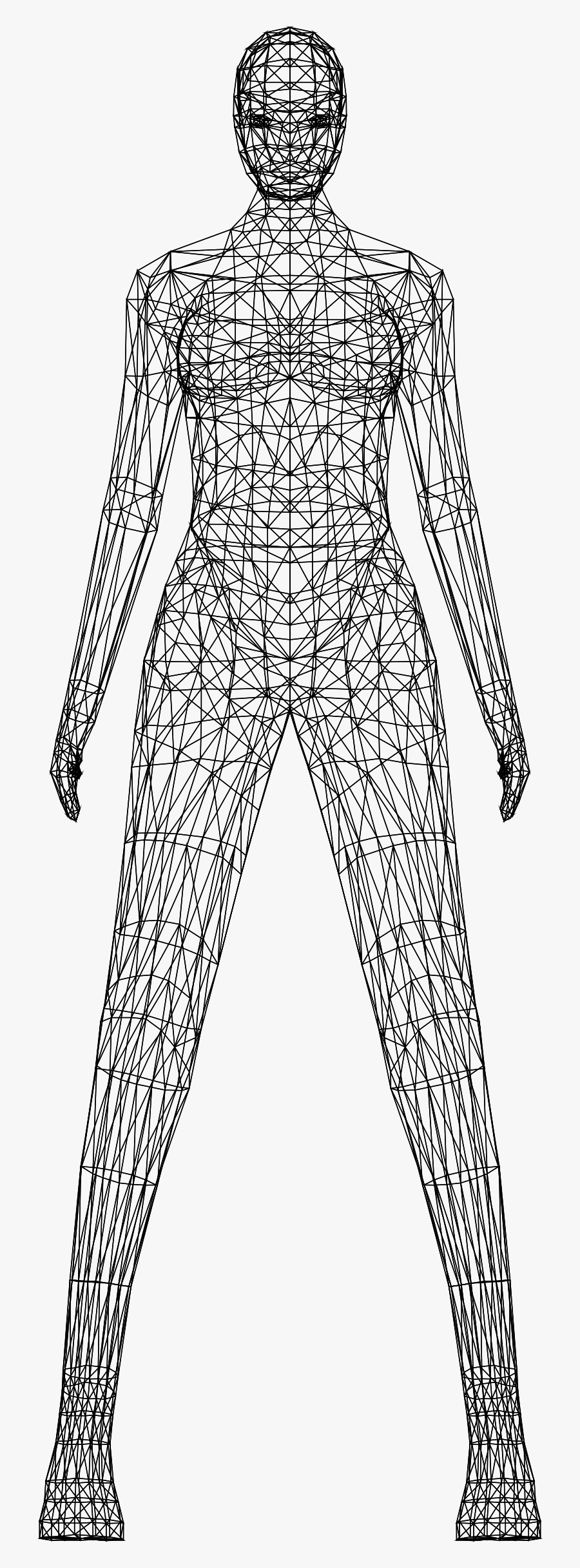 human clipart wireframe sexy woman 3d wireframe body vector free transparent clipart clipartkey human clipart wireframe sexy woman 3d