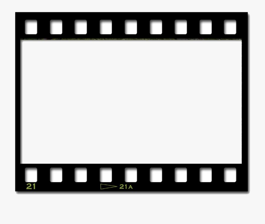 Film Strip Vector Png - Film Strip Transparent Background, Transparent Clipart