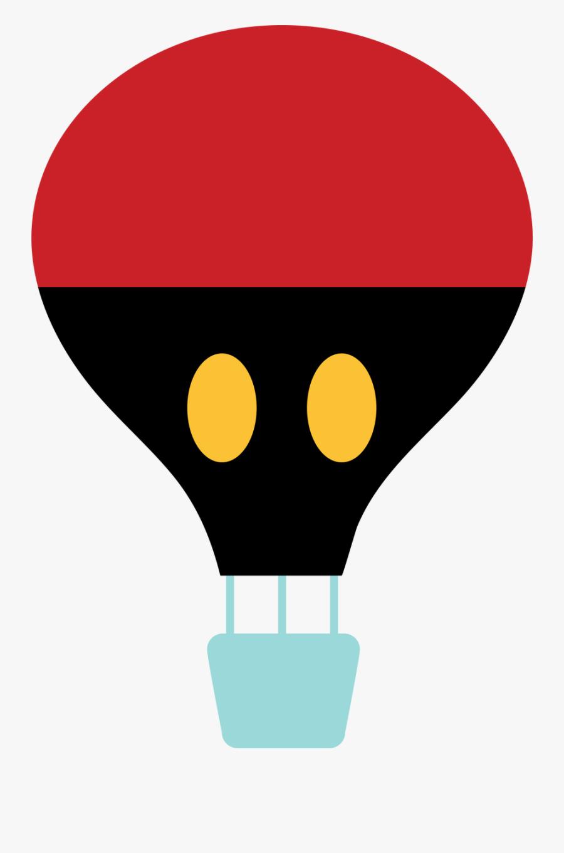 Hot Air Balloon Svg Cut File - Ville De Saint Etienne, Transparent Clipart