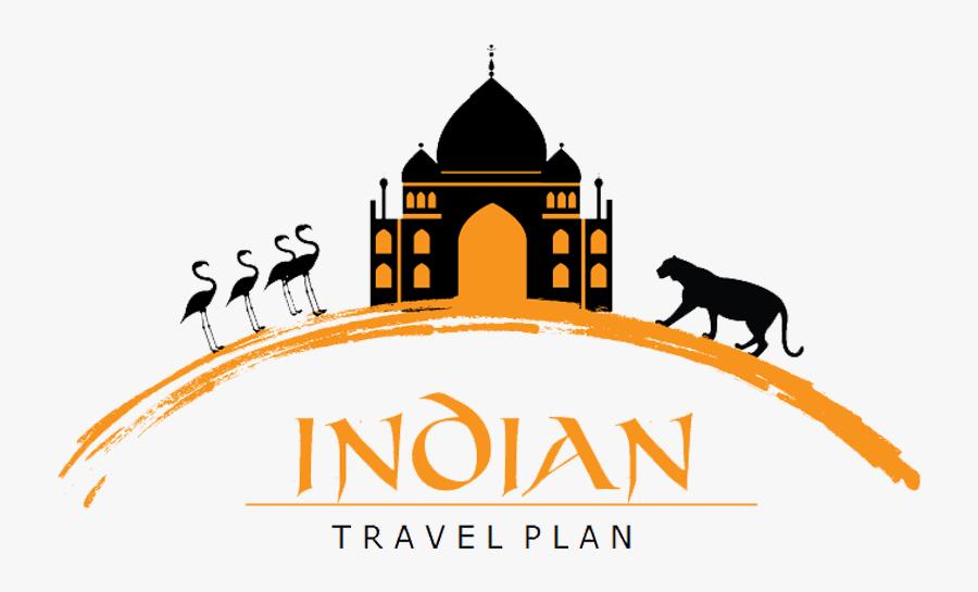 Agra Tour Operator - Tour And Travel Logo, Transparent Clipart