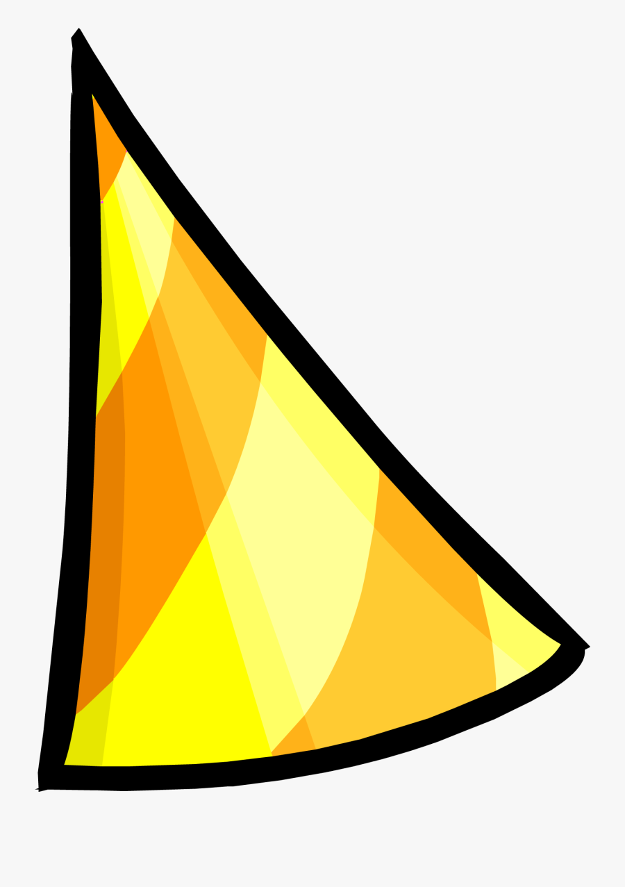 2nd Year Party Hat Club Penguin Wiki Fandom Powered - Club Penguin 2nd Anniversary Hat, Transparent Clipart