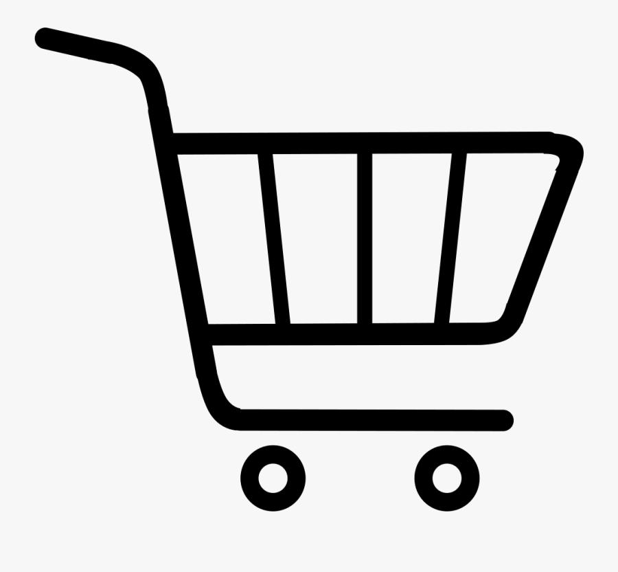 Auto Part,vehicle,clip Art,shopping Cart - Png Icon Shopping Car, Transparent Clipart