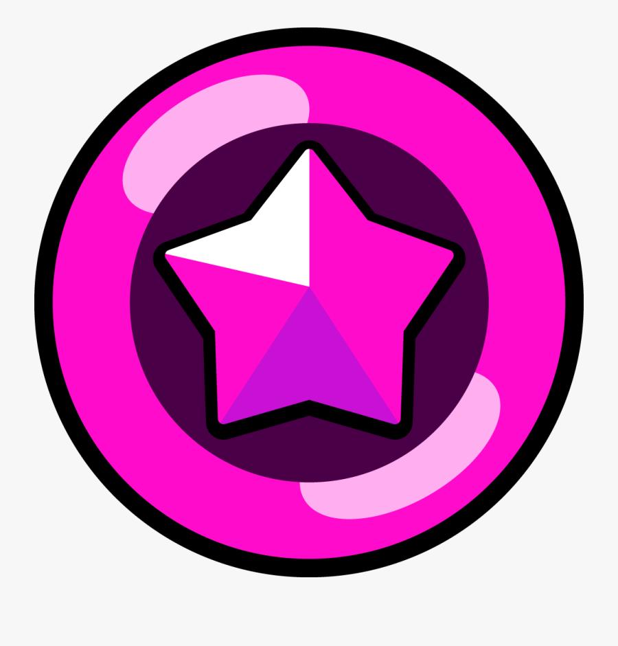 Brawl Stars Wiki - Points Stars Brawl Stars, Transparent Clipart
