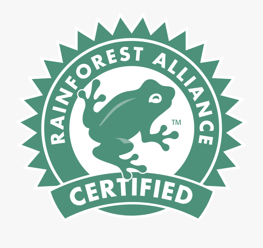 Clip Art Royalty Free Download Ecolucerna - Rainforest Alliance Logo Png, Transparent Clipart