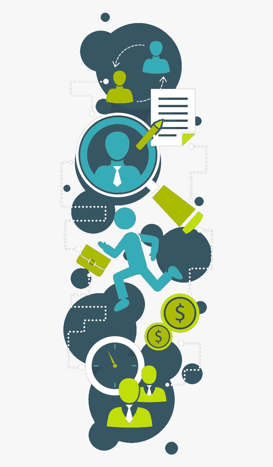 Sales Differentiation - Circle, Transparent Clipart