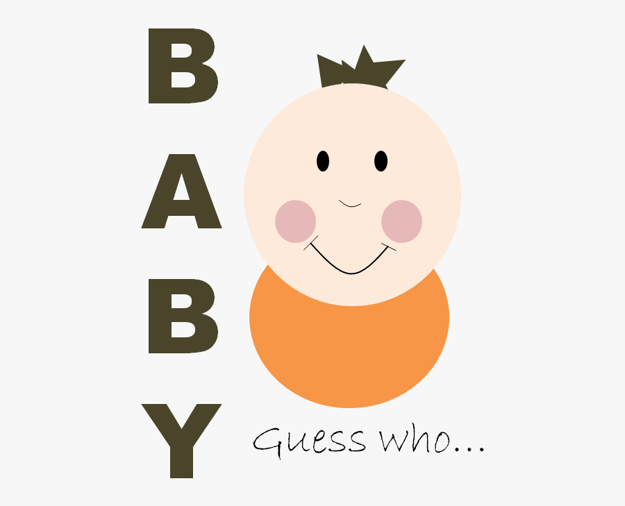 Guess The Baby Cartoon, Transparent Clipart