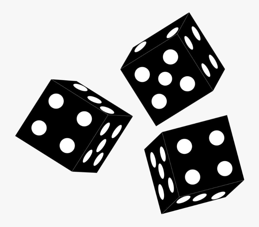 ²██ #black #cubes #blackpainted #underground #urban - Dice Game, Transparent Clipart