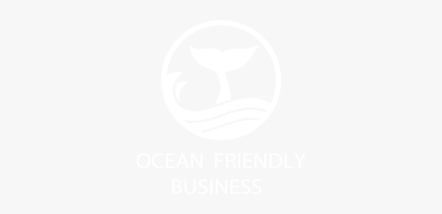Ocean Friendly Logo - Johns Hopkins White Logo, Transparent Clipart