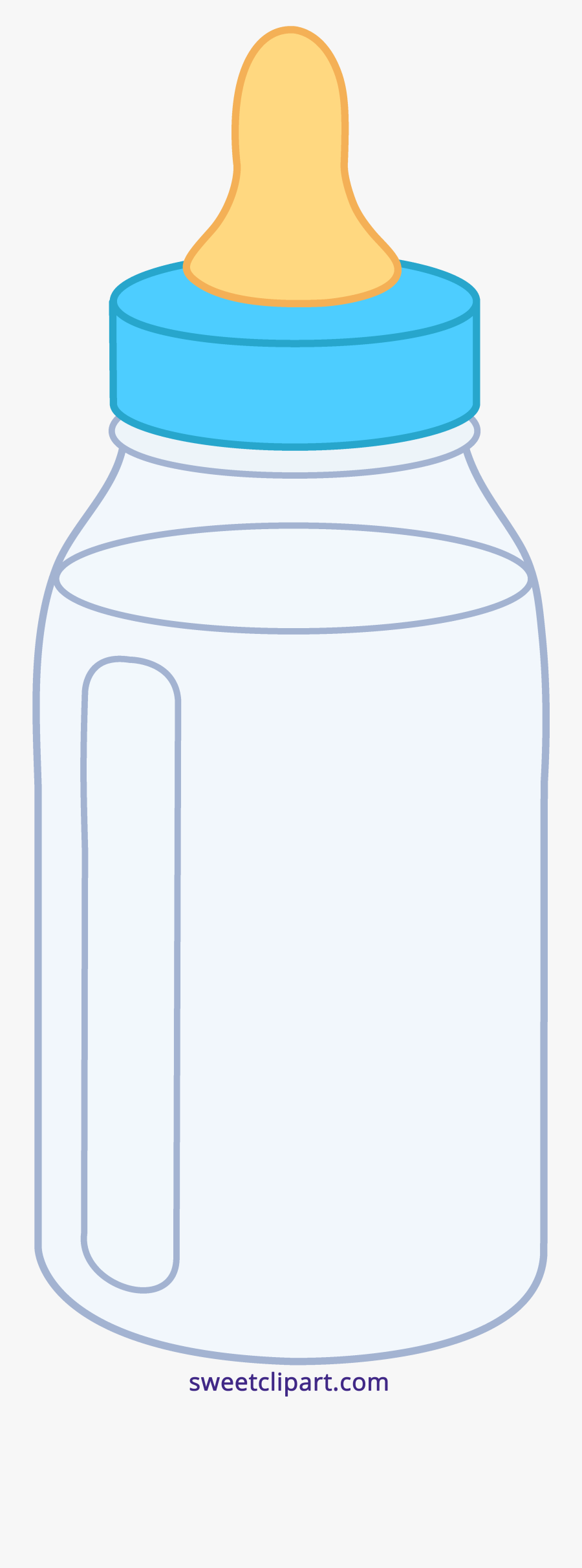Baby Bottle Transparent & Png Clipart Free Download - Baby Bottle Clipart Png, Transparent Clipart