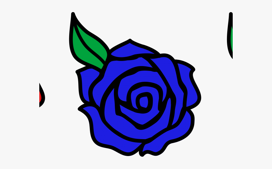 Cute Rose Drawing Easy, Transparent Clipart