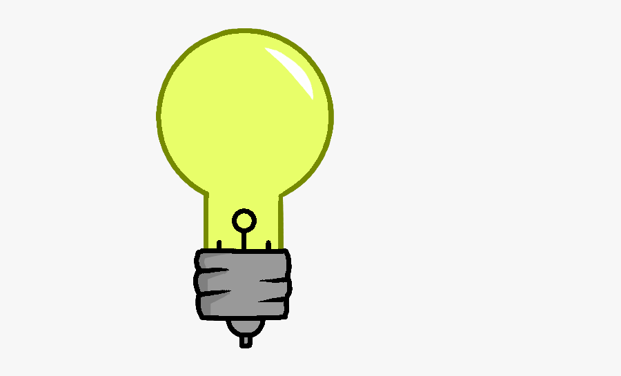 Lightbulb Body - Death The Kid Symmetry, Transparent Clipart