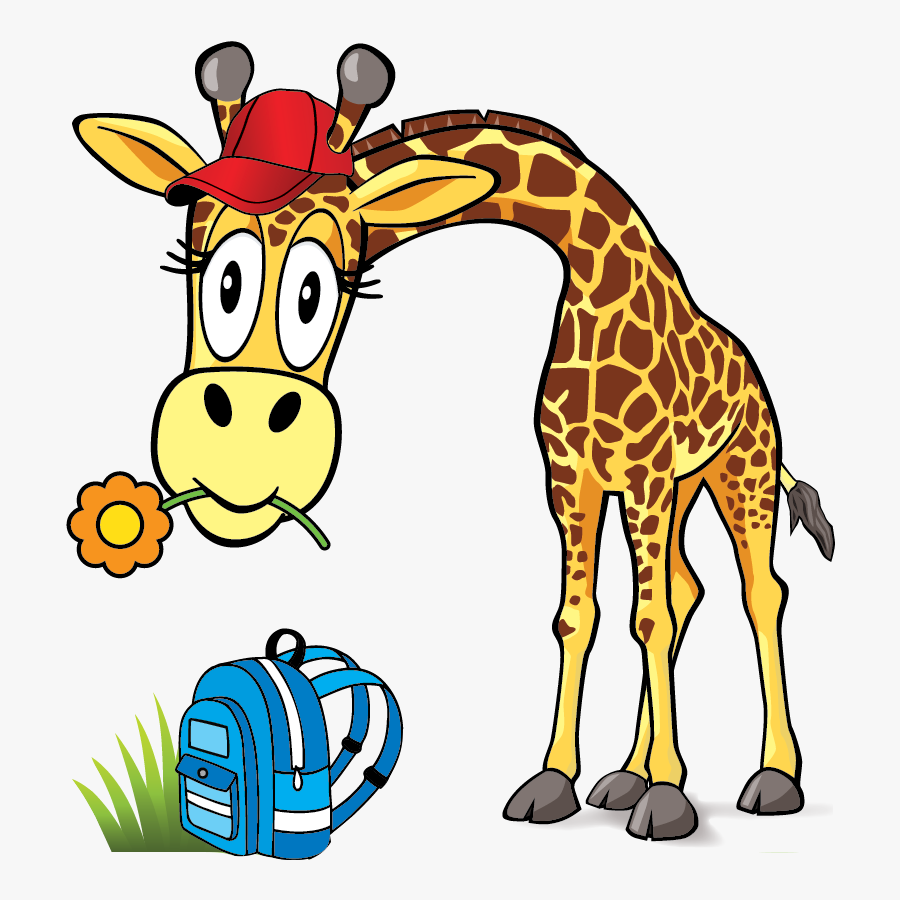 Giraffe Early Learning Centre Docklands Logo, Transparent Clipart