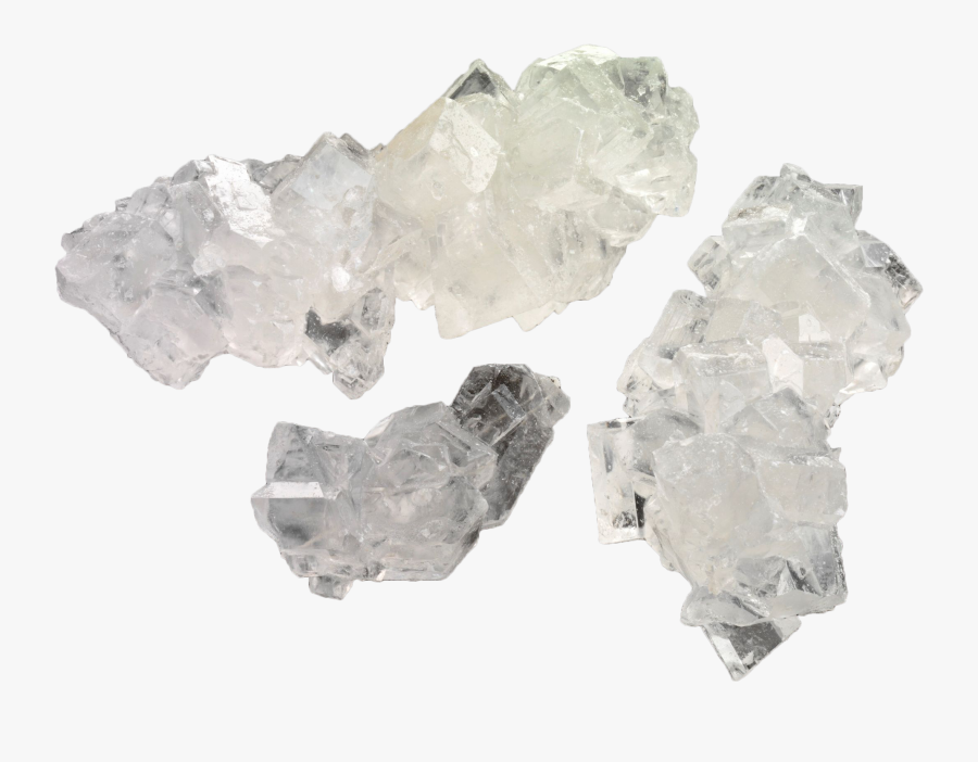 Rock Candy Crystal Sugar Candy - Transparent Rock Candy Png, Transparent Clipart