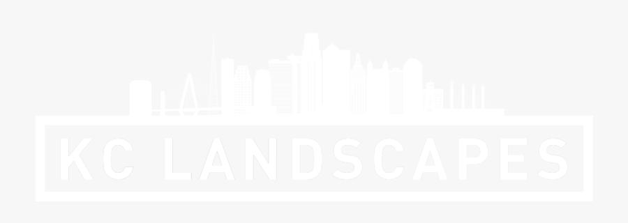 Kc Landscapes - Kansas City Skyline Art Black And White, Transparent Clipart