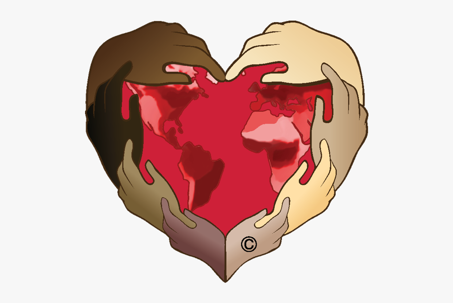 Changing The World With Love Inc, Transparent Clipart