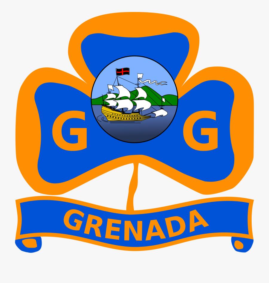 Girl Guides Association Grenada, Transparent Clipart