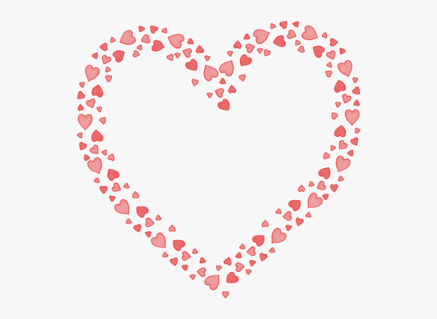 Valentines Day Love Heart, Transparent Clipart