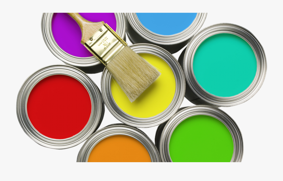 Transparent Paint Colors Clipart - Colour Paint Image Png, Transparent Clipart